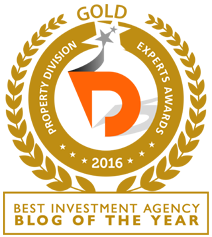 Winner of the 2016 Property Division Industry Experts Awards #PDAwards16