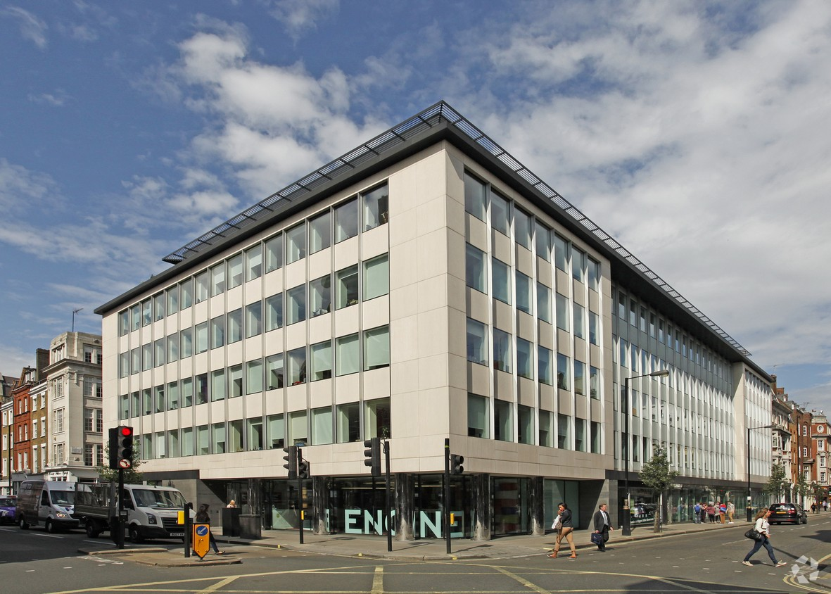 Great Portland Street Fitrovia Noho London Offices To Let