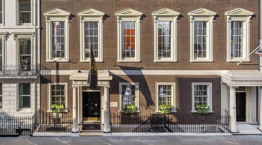 The Arts Club, Dover Street, London | sleep | eat | enjoy |Dover Street Arts Club