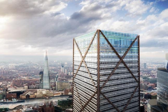 Undershaft London